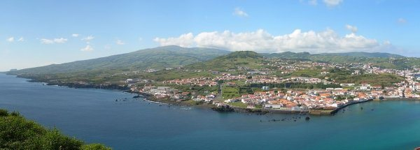 Sights island Faial Tourism