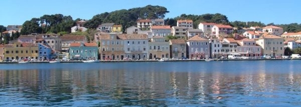 Sights island Losinj Tourism